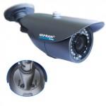 Telecamera Videosorveglianza a circuito chiuso CCD Sharp varifocale 36 led