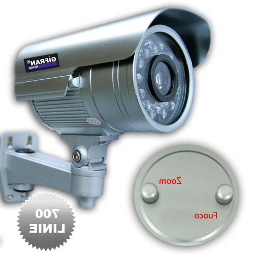 Telecamera videosorveglianza Sony Effio obbiettivo variabile da 4-9mm